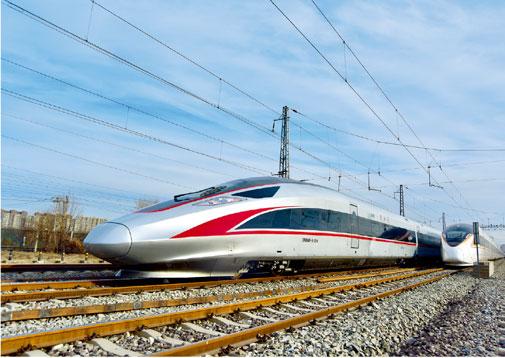 """中国""""最赚钱的高铁""""高速IPO 京沪高铁为什么这么赚钱?"""