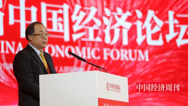 焦津洪:开展四方面工作促进上市公司高质量发展