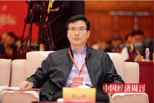 P11 人民网党委副书记张峰出席论坛