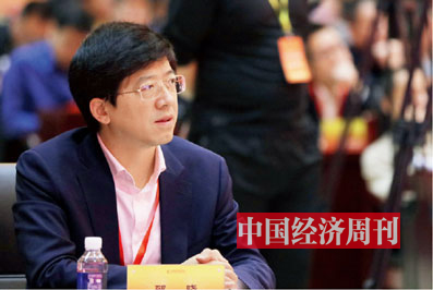 P014 国务院国家新材料产业发展专家委员会委员郅晓在论坛现场