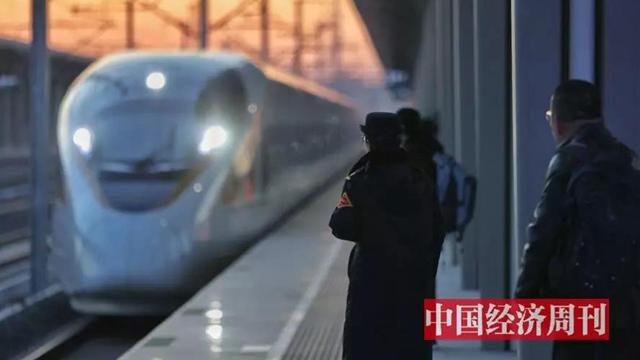 """搭上""""奧運快車"""" ,京張高鐵""""C位出道"""""""
