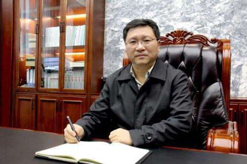 黎已銘 黨組書記、董事長