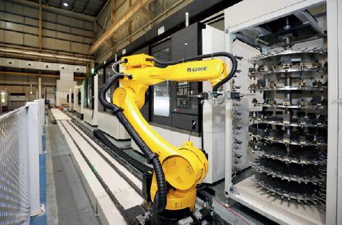 p26-1格力電器自動化生產線