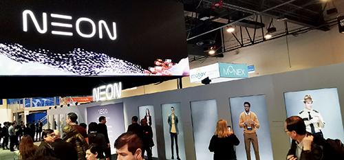 p98 让人眼前一亮的新产品,首推三星的虚拟人NEON,它是整个CES 展全场最亮的亮点。