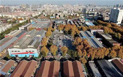4天心文化产业园鸟瞰