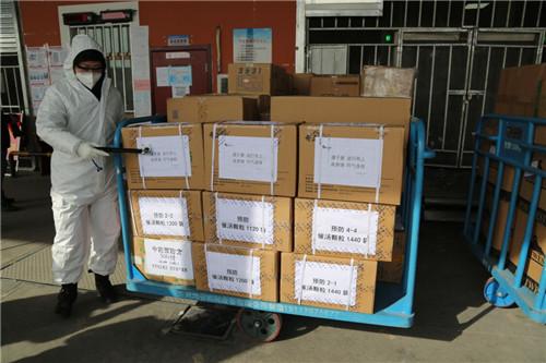 藏醫藥為防治新冠肺炎做出貢獻。
