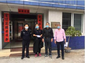 离家出走15年的亲人在惠州铁路派