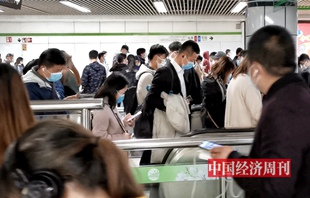那些努力的身影,熟悉的上海又回来了