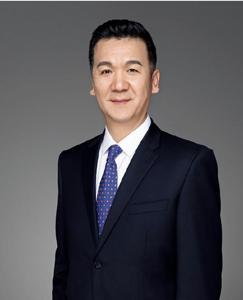 p82 京东安联财险CEO徐春俊( 受访者供图)