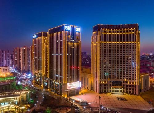万豪集团首席执行官Arne Sorenson公开称,万豪目前的业务比正常水平低约75%。  图片来源:视觉中国