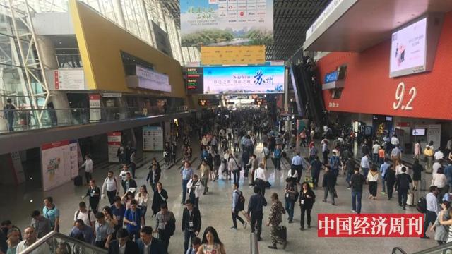 """广交会首次""""云上""""开 不止新模式更是外贸新变局?"""