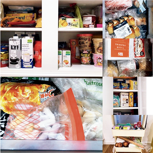 64-1 高健的粮食储备