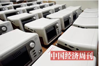 37 即將發往全球的呼吸機《中國經濟周刊》記者 郭志強 | 攝