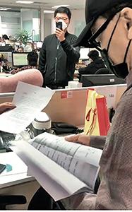 62 李國慶發布的現場圖片 圖片來源:李國慶微博