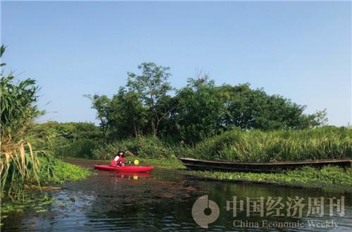9上海光明生态园  摄影《中国经济周刊》记者 王雨菲