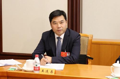 全国人大代表王连春(图片由受访者提供)