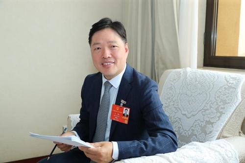 全国人大代表、步步高董事长王填(图片由步步高提供)