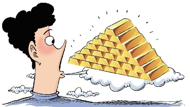 300亿买美国商标后,这家公司又要捐五百吨黄金