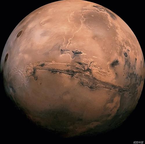 31 火星景象。