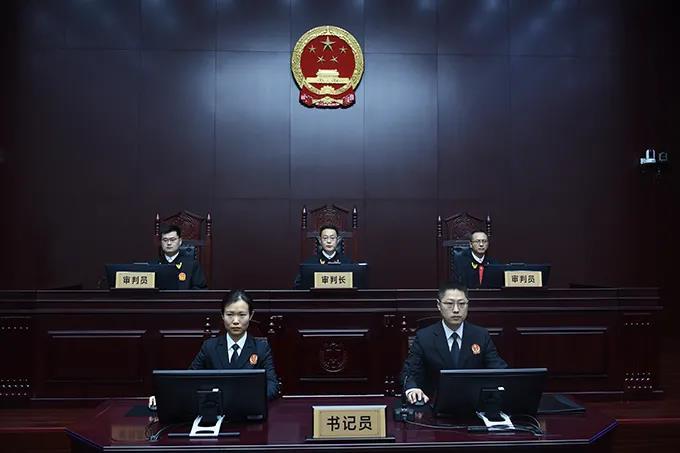 图片来源:天津一中院官网