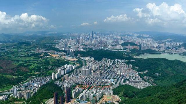 深圳特區40年:一座城,一條街,一群人