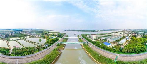 """常州高新区提升沿江产业""""含绿量"""