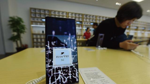 華為手機最高漲3000元,是芯片斷供所致,還是經銷商自導自演