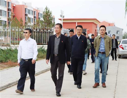 中国航空工业集团有限公司调研组