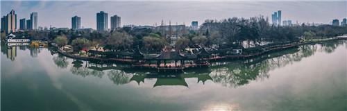 4、南京莫愁湖