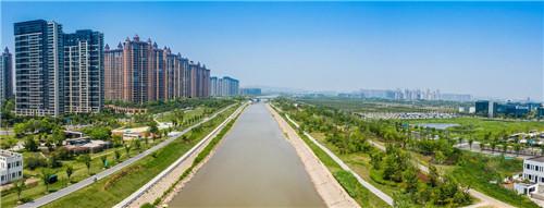 5、南京七里河风光