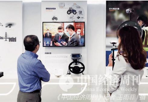 23-1 《 中国经济周刊》记者 王雨菲I摄