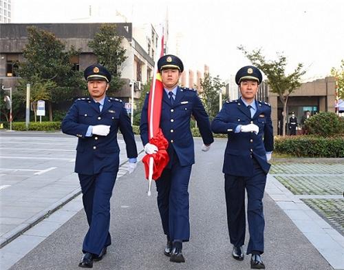 江苏省市场监管局举行升国旗仪式