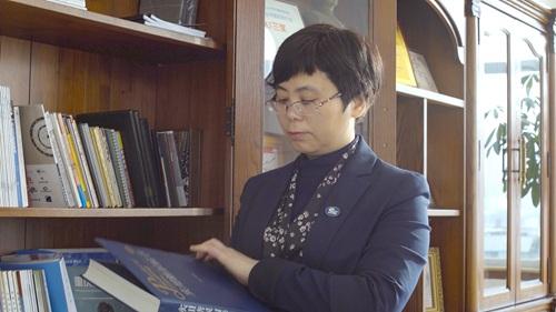 重慶康刻爾制藥股份有限公司董事長兼總經理 陳用芳女士