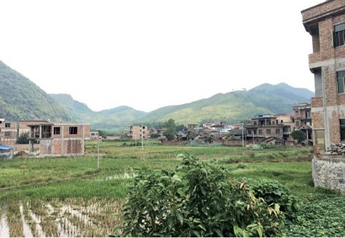 36-1 老婆源村村貌