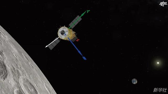"""揭秘航天八院""""黑科技"""":嫦娥五号如何从月球返回地球"""