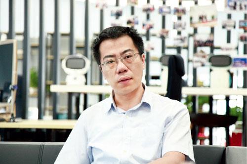 97-2日立解決方案(中國)有限公司健康養老事業本部技術服務部總經理王連成