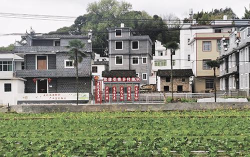 21 于都县澄江村风貌