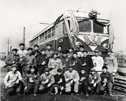 38-3 韶山1008 号车