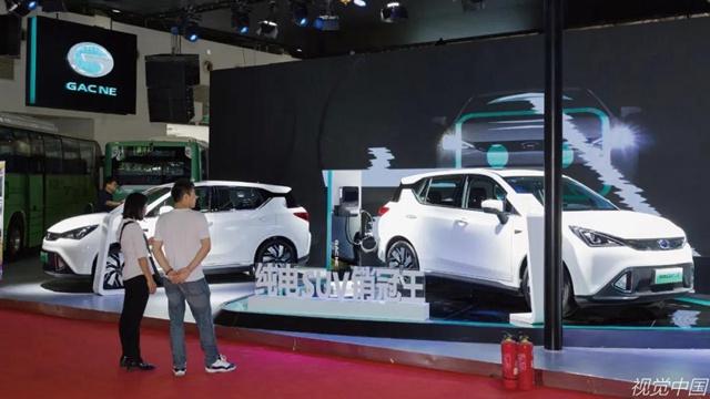 上半年車市盤點:大眾下滑最多,本土新能源車爆發