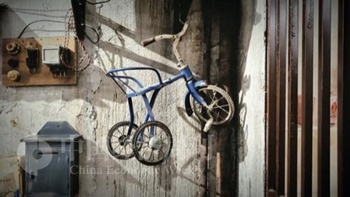 112-1 兒童三輪車小時候都是兄弟姐妹輪著玩